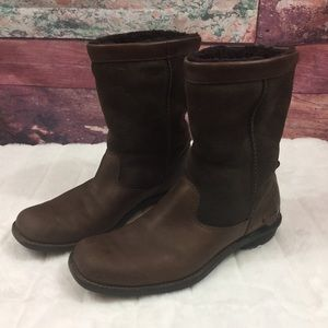 Ugg Australia Brookfield Boots Brown 6.5 S/N 5592